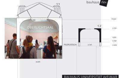 Bauhausuniversität Weimar – Oberlichtsaal