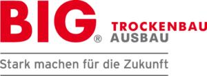Logo BIG - Bundesverband in den Gewerken Trockenbau und Ausbau e.V.