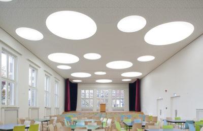 Trockenbau In Hochform Im Berliner-Paulsen-Gymnasium