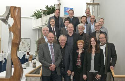 3. Hochschultag In Würzburg –  Die Professoren Unter Sich …