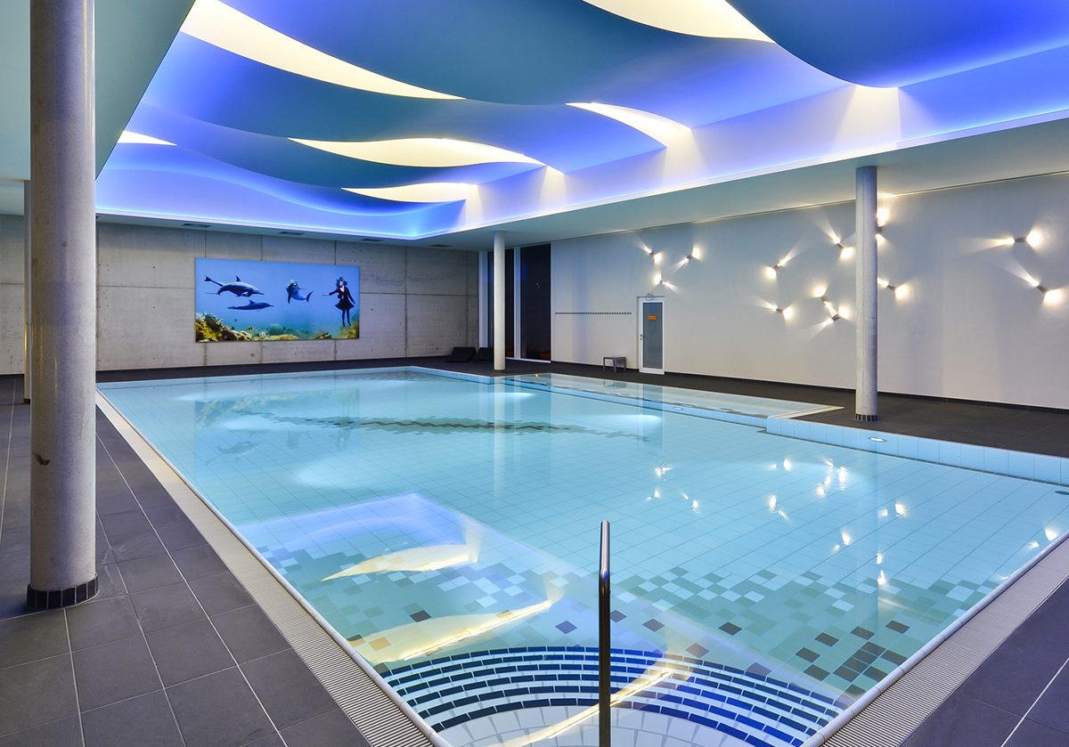 Elan Fitness und Wellnesspark, Hildesheim, Schwimmbad