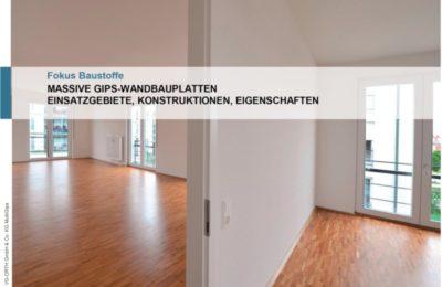 Fokus Baustoffe: Vertiefte Informationen