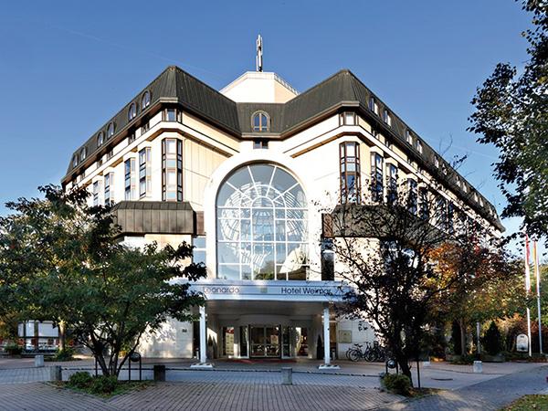 Leonardo Hotel Weimar